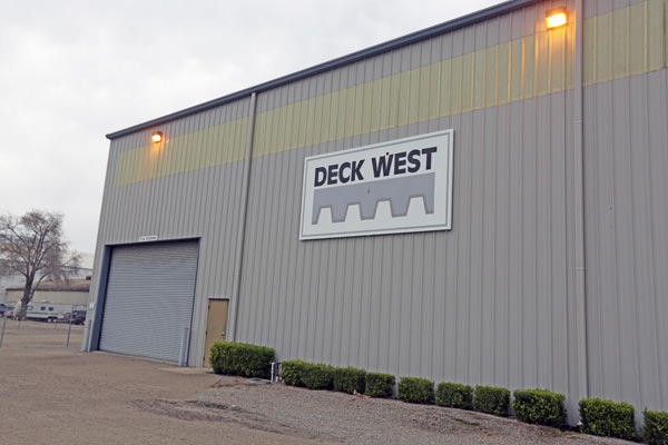 About Deck West
